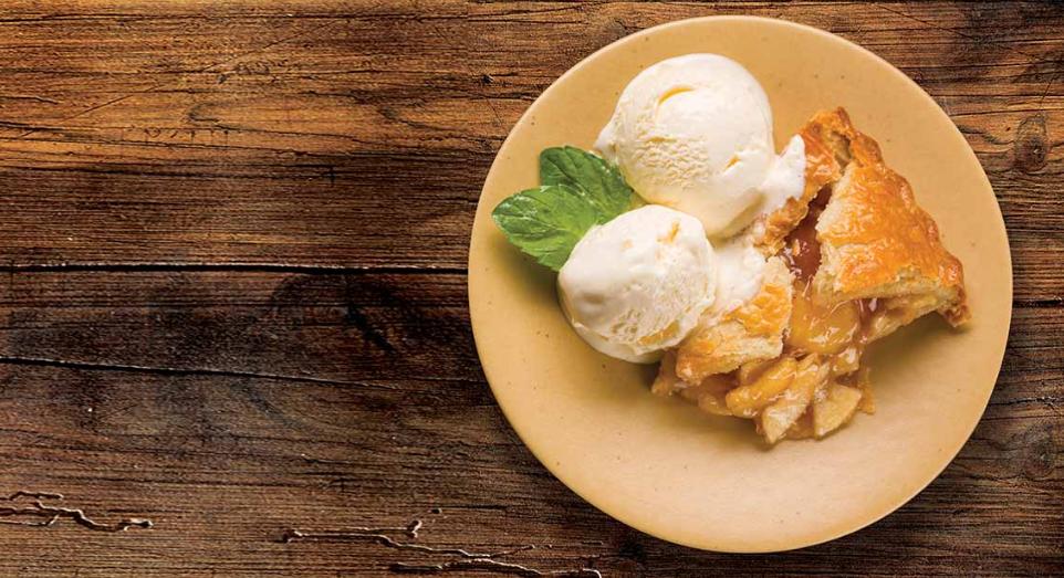 Simply delicious apple pie