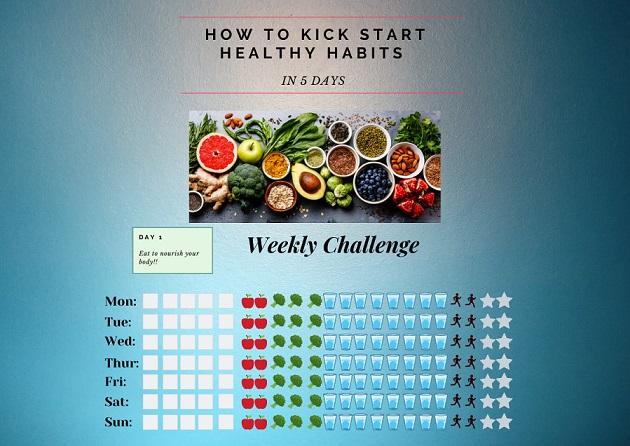 Healthy Habit Challenge