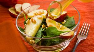 Cinnamon Spice Salad Dressing