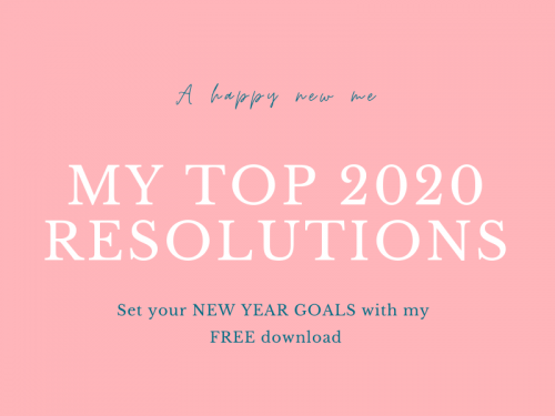 Hitting those 2020 goals